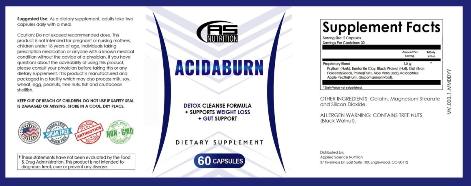 acidaburn ingredients