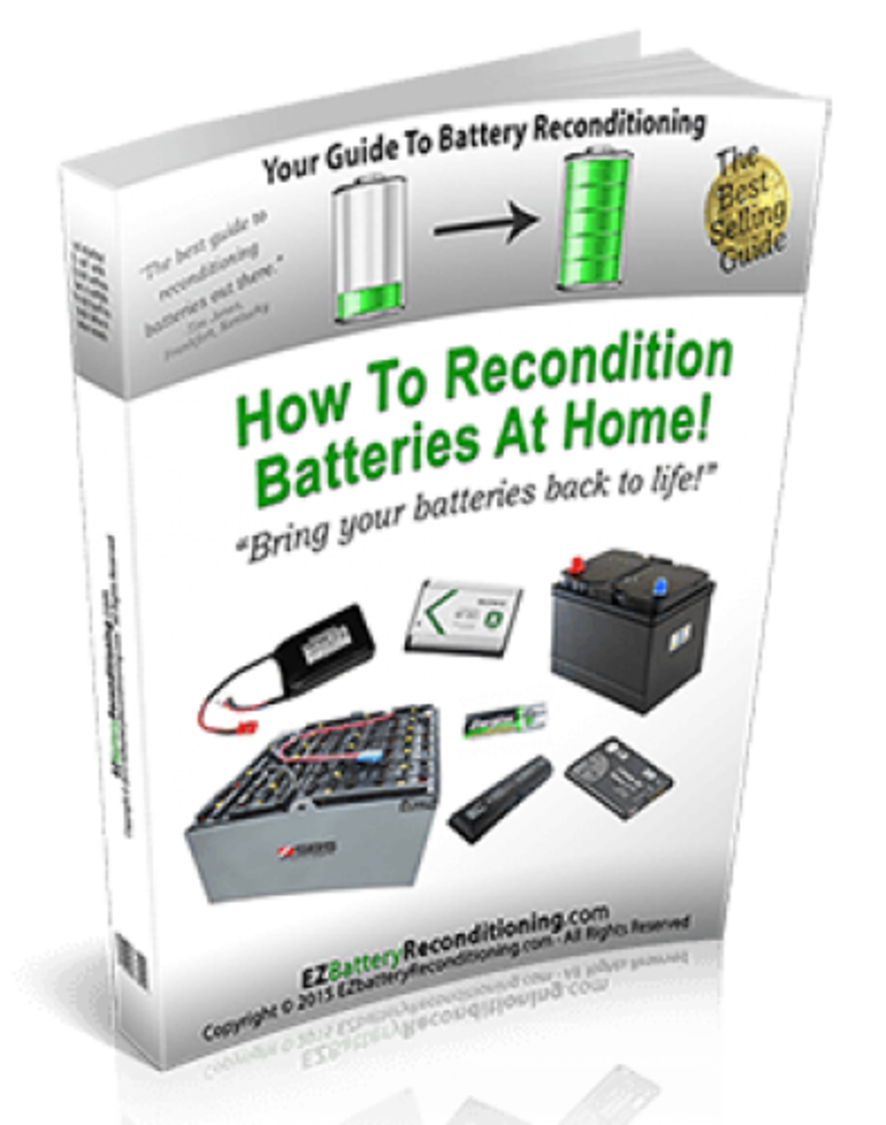 EZ Battery Reconditioning Book Reviews: Will Get PDF Free Download? MJ Customer Reviews